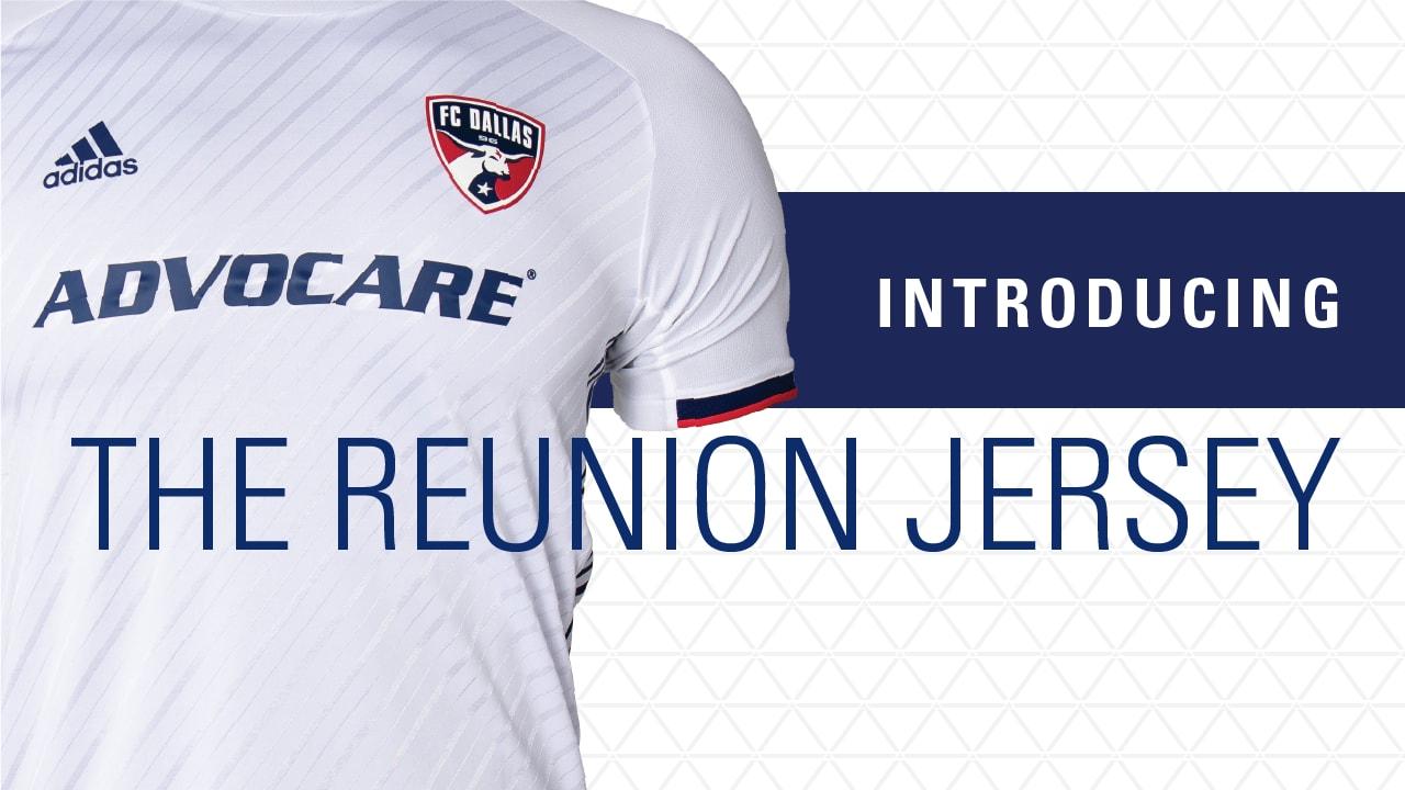 FC Dallas Unveils The Reunion Jersey | FC Dallas