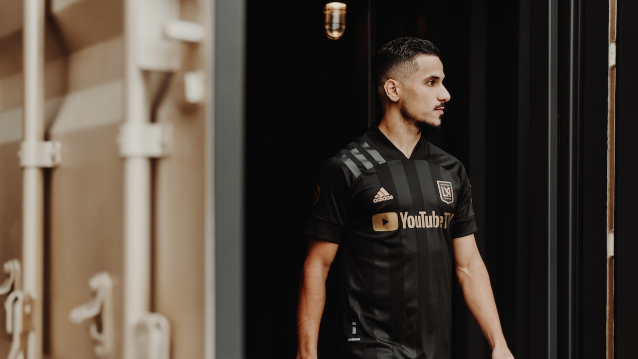 LAFC Unveils New Primary Black Jersey For 2020-21 Seasons | Los ...