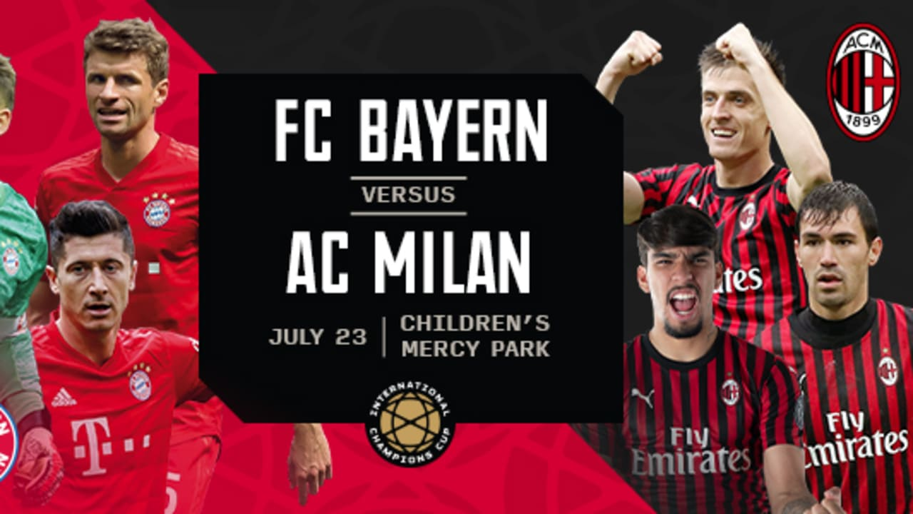 Italian heavyweights AC Milan announce preseason squad ahead of ...