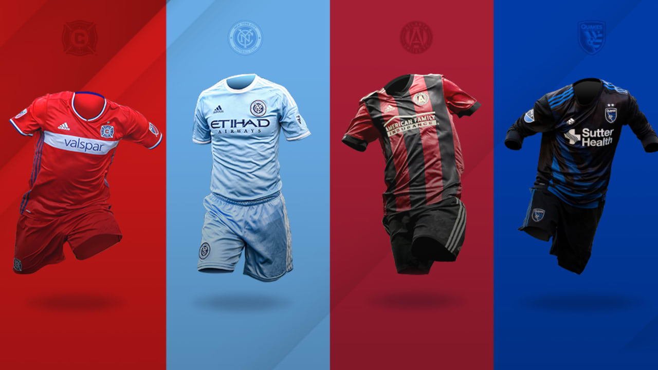 Miguel Almirón Tops List of Best-Selling adidas MLS Jerseys ...