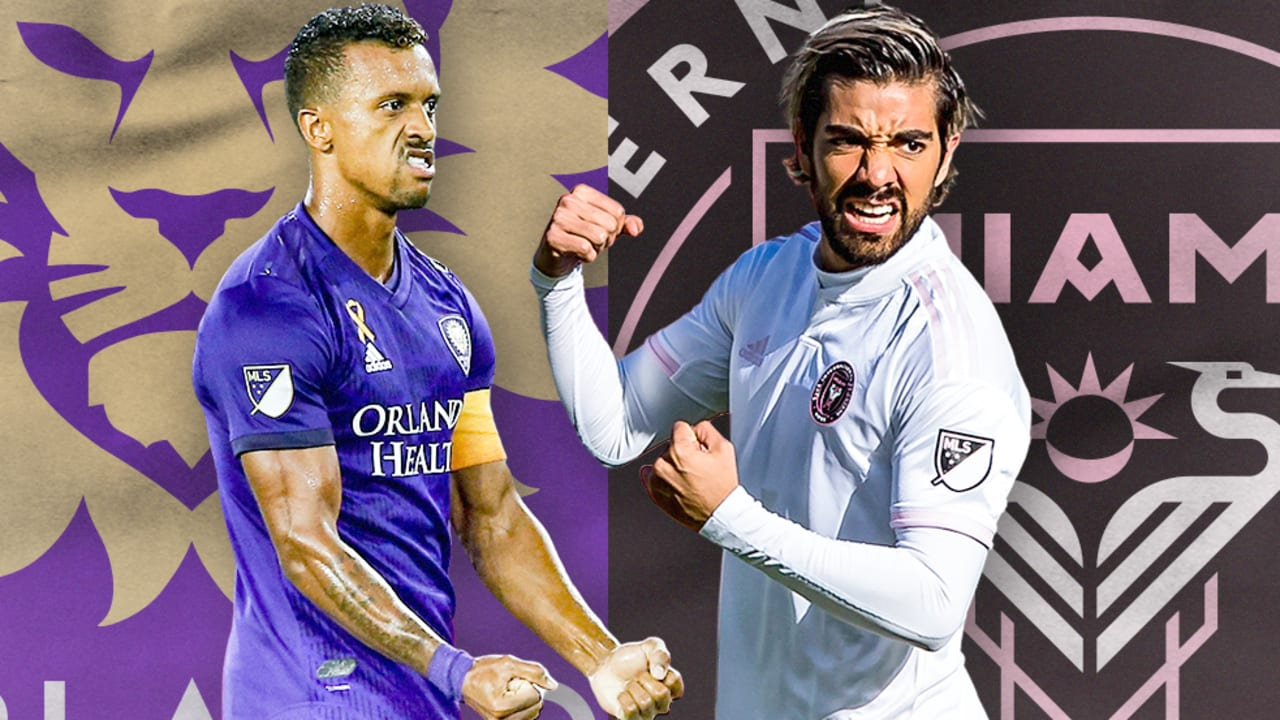 Orlando City, Inter Miami players talk up potential rivalry ahead of MLS is  Back Tournament opener   MLSSoccer.com