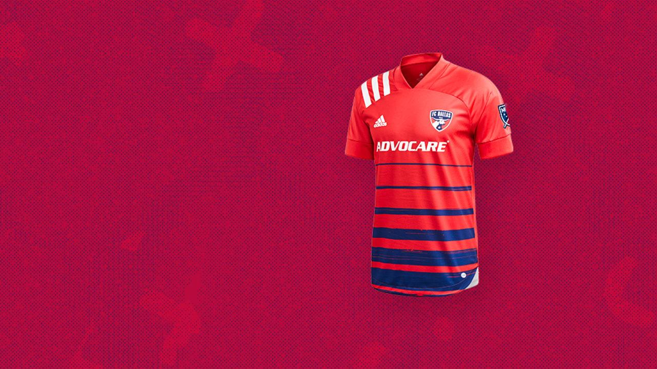 2020 FC Dallas jersey - The Legacy EQT | MLSSoccer.com