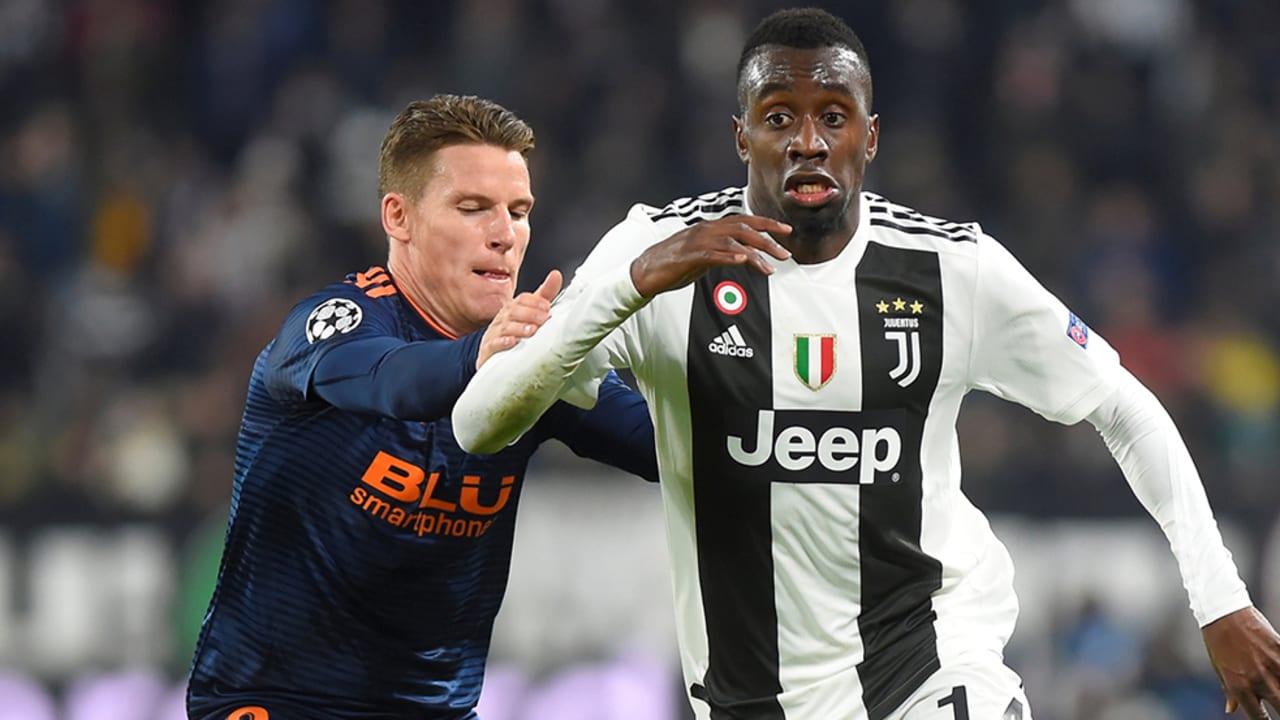 Blaise Matuid Juventus Away Jersey