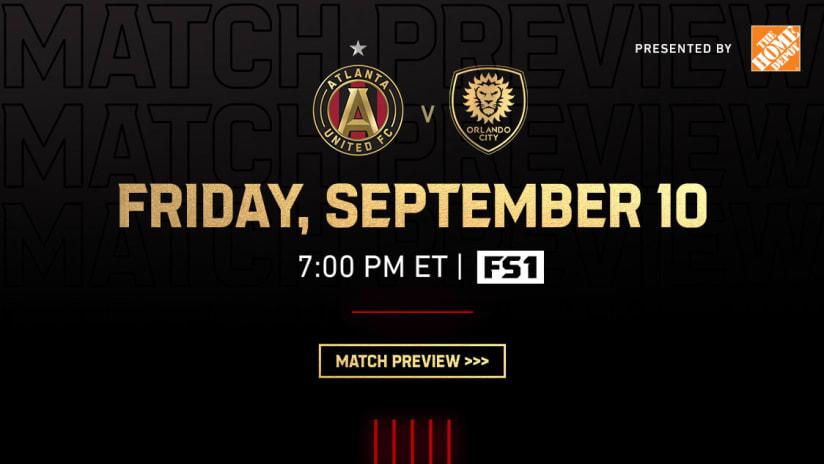 Match Preview: Atlanta United vs. Orlando City SC