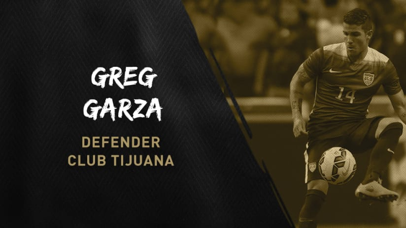 Garza Announcement