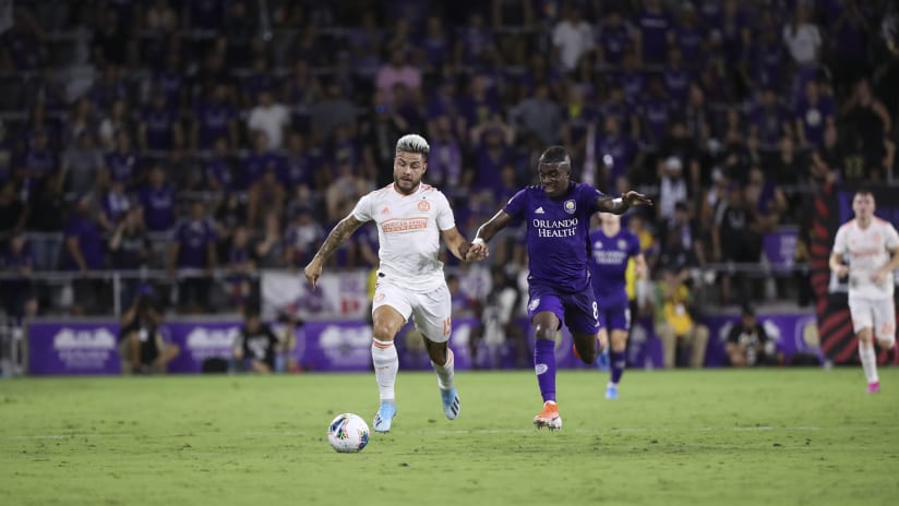 Atlanta defeats Orlando in semifinal of Open Cup