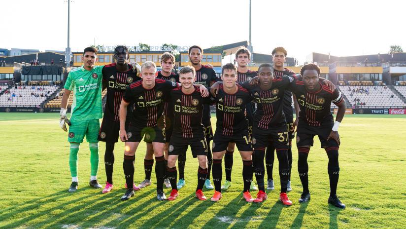 HIGHLIGHTS: ATL UTD 2 2-1 FC Tulsa