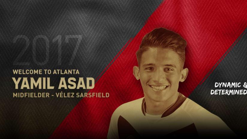 Yamil Asad Announcement