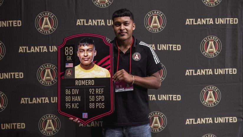 July Academy Player of the Month: Dagoberto Romero