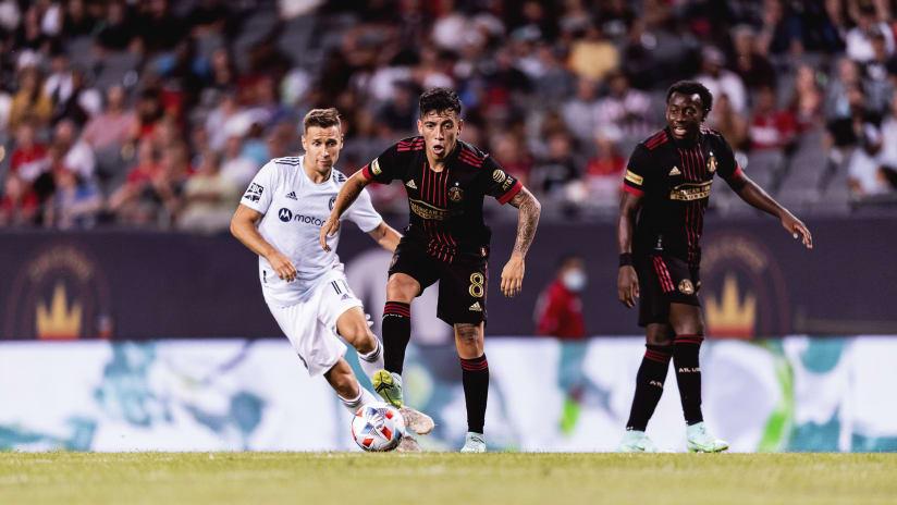 Atlanta United drops road match at Chicago Fire FC 3-0