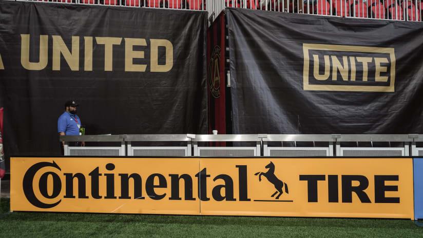 Atlanta United and Continental Tire Announce Multi-Year Partnership Renewal