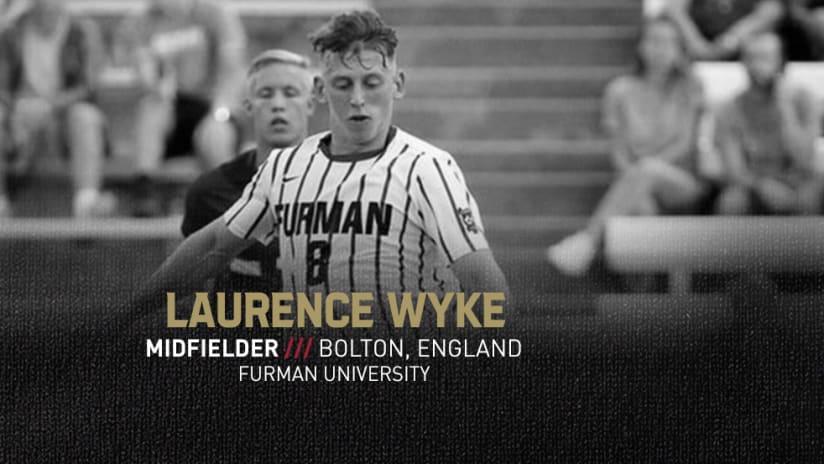 Laurence Wyke