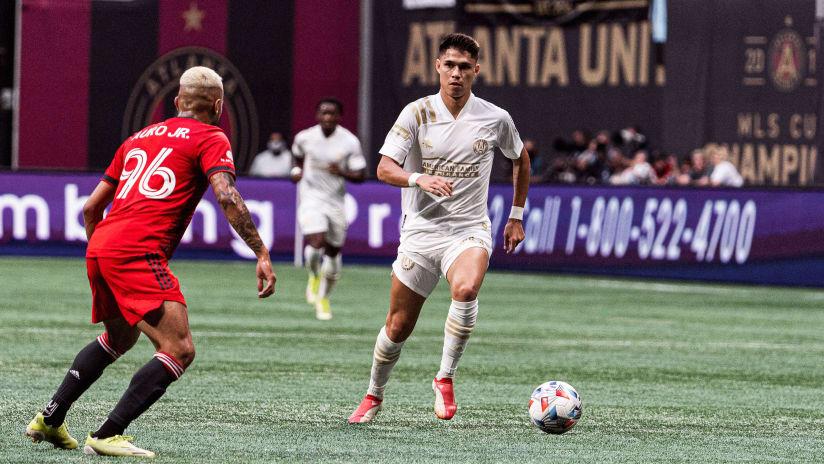 Match Recap Atlanta United vs. Toronto FC Wednesday, August 18, 2021