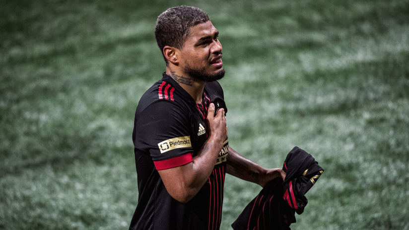 Josef Martínez Becomes Fastest Player In MLS History To Score 100 Goals