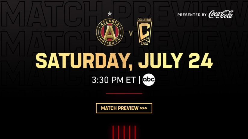 Match Preview: Atlanta United vs. Columbus Crew