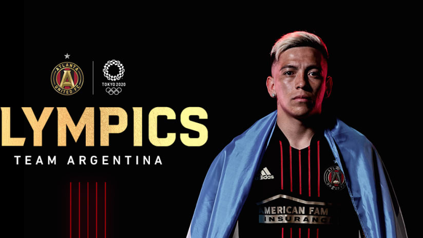 Ezequiel Barco named to Argentina U-23 national team for Olympic Games in Tokyo
