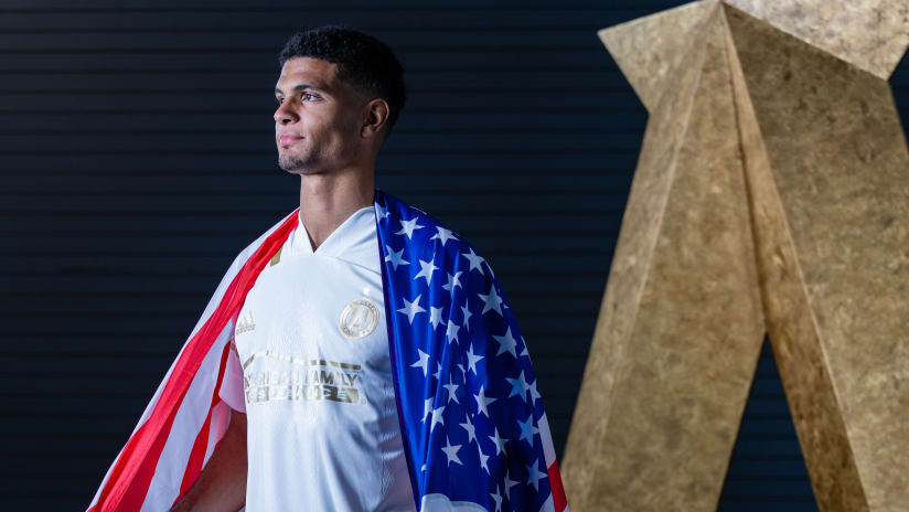 How To Watch October World Cup Qualifiers U.S. Men's National Team Miles Robinson George Bello