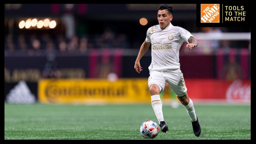 Tools to the Match: How Atlanta United earns another win at home Wednesday