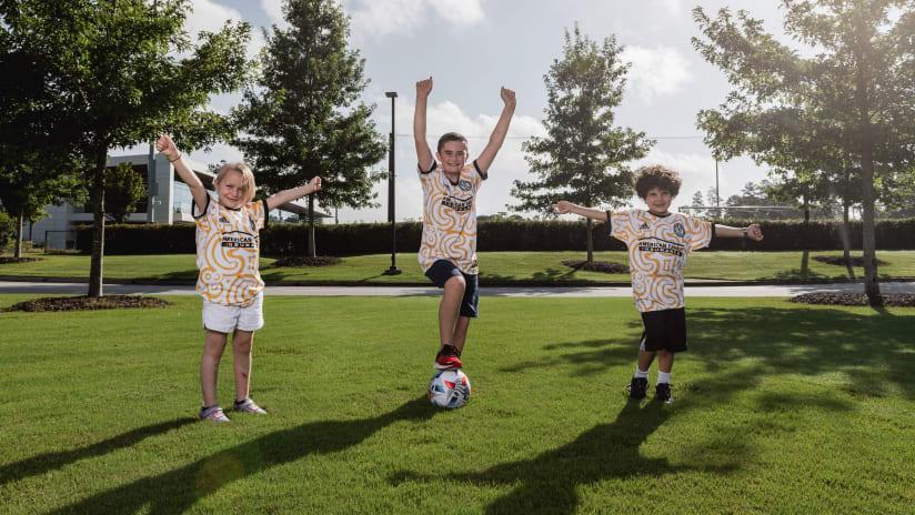 Atlanta United kicks off 5th annual Unite & Conquer Cancer month