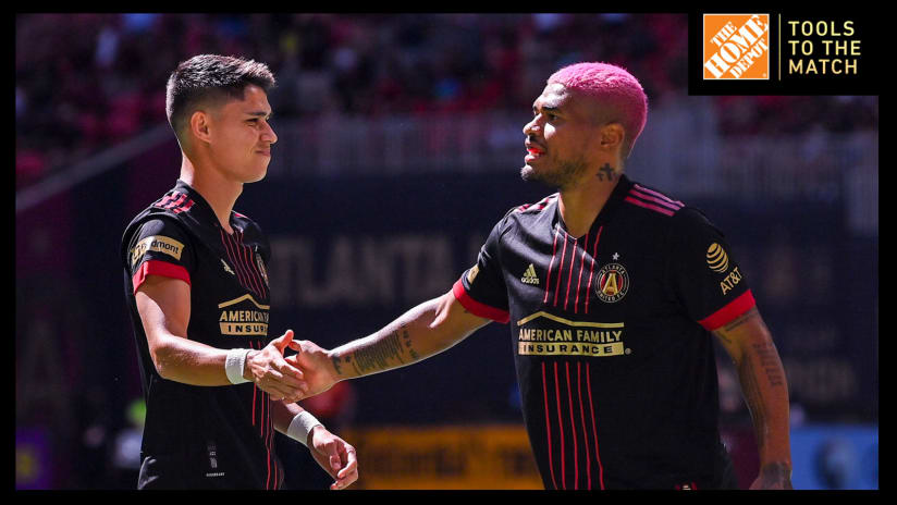 Tools to the Match: How Atlanta picks up three crucial points on Saturday