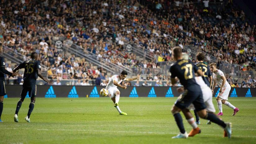 Atlanta United falls to Philedelphia