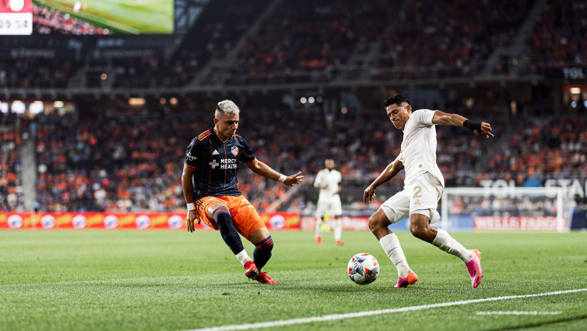 Match Recap Atlanta United vs. Cincinnati July 21, 2021