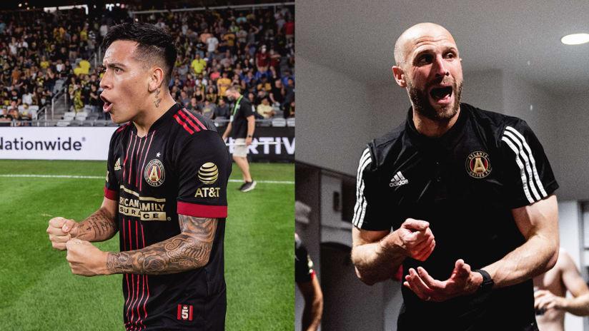 Ezequiel Barco Rob Valentino MLS Team of the Week
