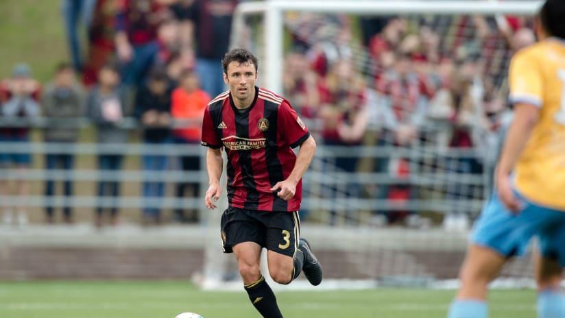 Parkhurst Named Team Captain