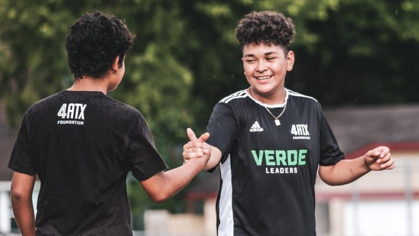 New Youth Leaders Ready for Austin Community After 2021 Verde Leaders Summer Program