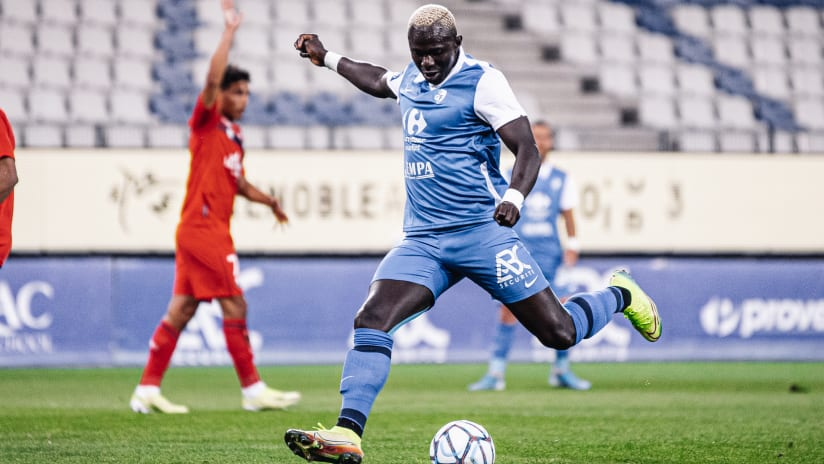 Austin FC Acquires Senegalese Forward Moussa Djitté Via Transfer from Grenoble Foot 38