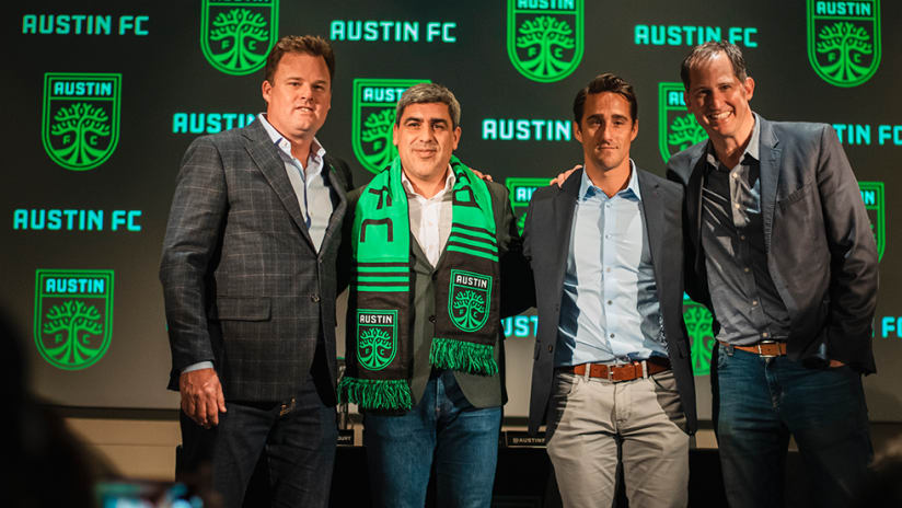 Claudio Reyna Named As Sporting Director for Austin FC