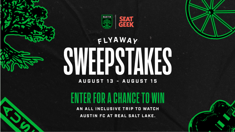 Enter the SeatGeek FlyAway Sweepstakes for Your Chance to Win a Free Trip To Salt Lake City!