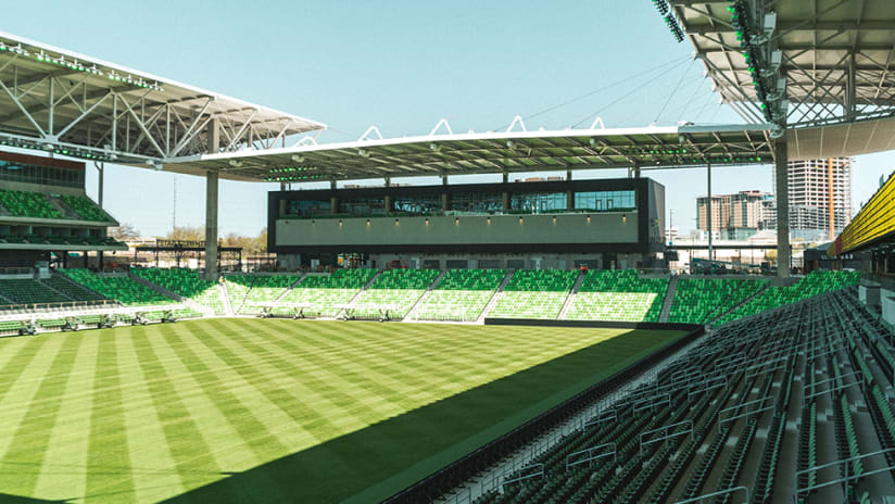 Austin FC and Austin Public Health Announce Attendance Guidelines and 100% Capacity for First Ever MLS Match at Q2 Stadium