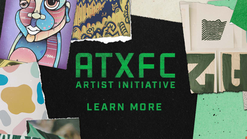 PRESS: Austin FC Announces ATXFC Artist Initiative