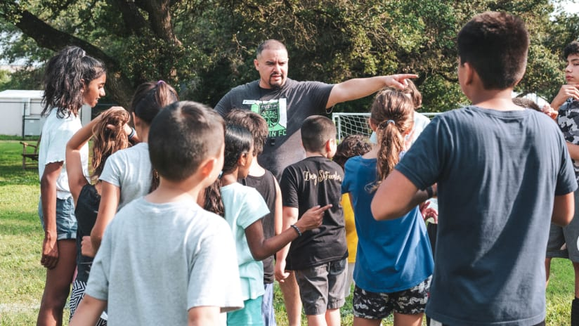 4ATX Foundation and Swish Dental Bring Free Soccer Youth Soccer Clinic to Austin Community