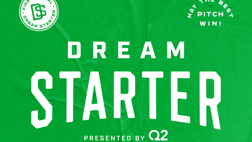 Austin FC and Q2 Announce the Austin FC Dream Starter Competition