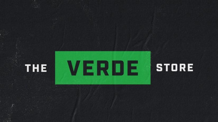 Verde Store Button