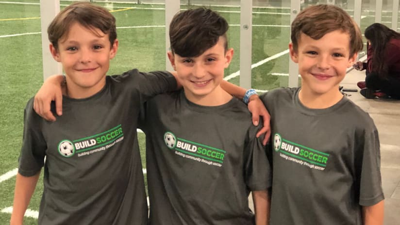 4ATX Foundation Grants $10,000 to BuildSoccer to Enrich Community Through Soccer