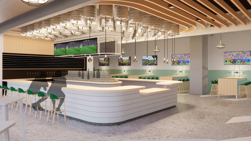 Austin FC Announces Updated North Building Design at Stadium