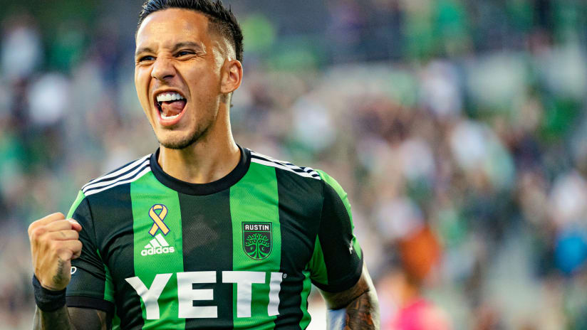 FIFA 22: Sebastián Driussi Rated One of Top Forwards in MLS