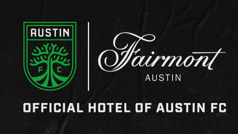 Fairmont Austin Announced as Official Club Hotel Partner