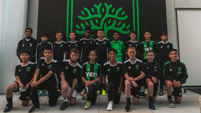 Everything You Need to Know Ahead of the 2021-2022 Austin FC Academy Season