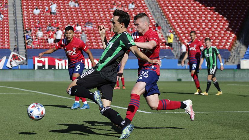 Austin FC y FC Dallas Empatan 3-3 en Segundo Partido de La Copita