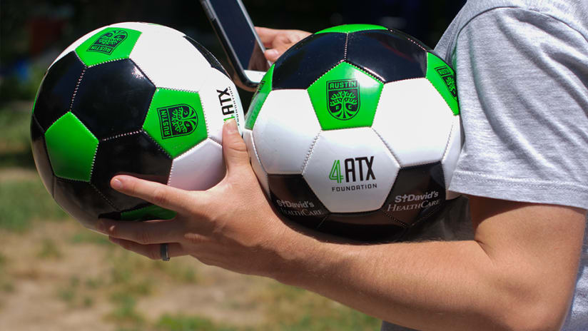4ATX Foundation and Austin Parks  Launch Initiative to Promote Soccer