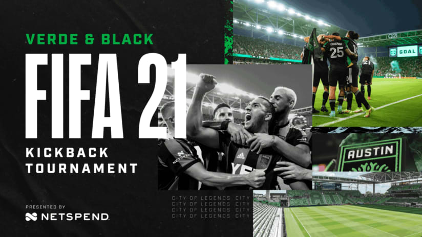 Registration is Open for the Verde & Black FIFA21 Kickback Tournament Presented By Netspend