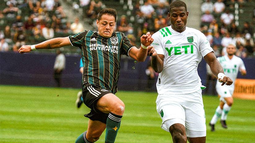 Austin FC Cae 2-0 Contra LA Galaxy