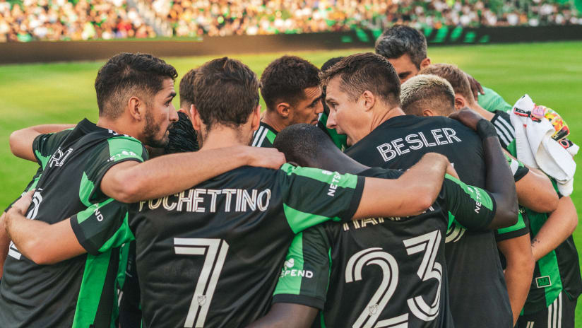 Match Report: Austin FC Fall to Club Tigres UANL in Friendly Meeting