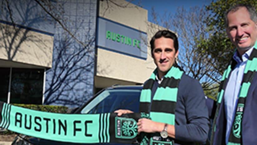 Austin-Based Startups Austin FC and SilverCar Inc. Establish Partnership