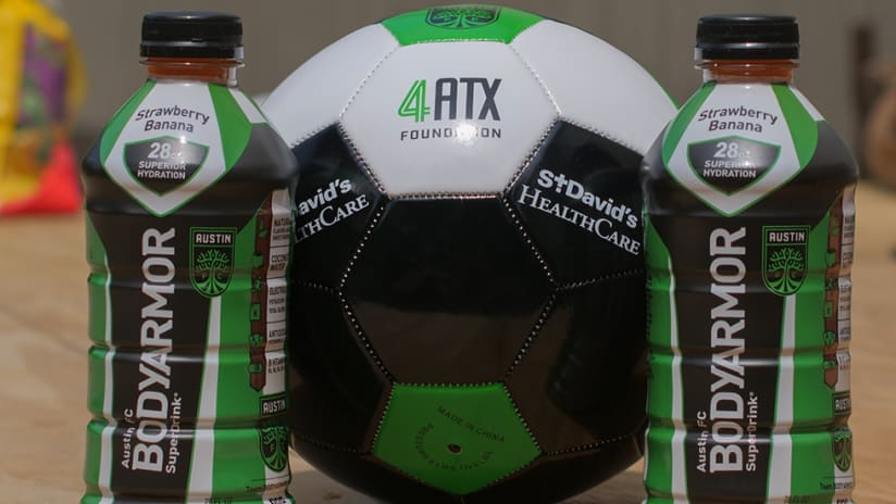 BodyArmor Becomes Official Sports Drink of Austin FC