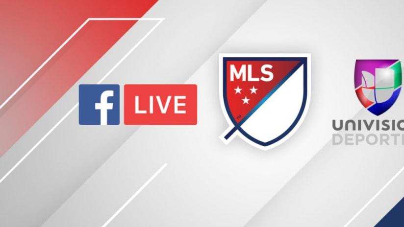 MLS Univision DL